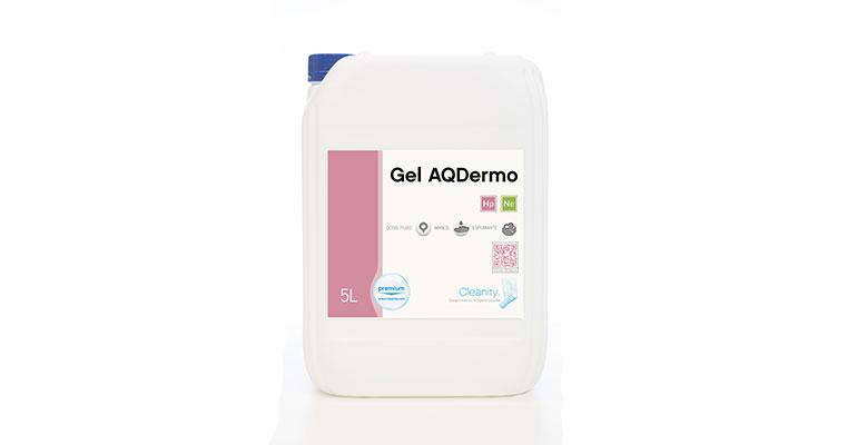 Gel AQDermo de Cleanity