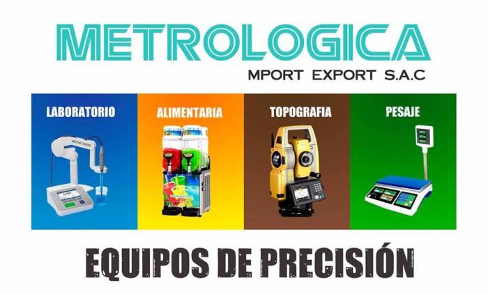 METROLÓGICA IMPORT EXPORT SAC