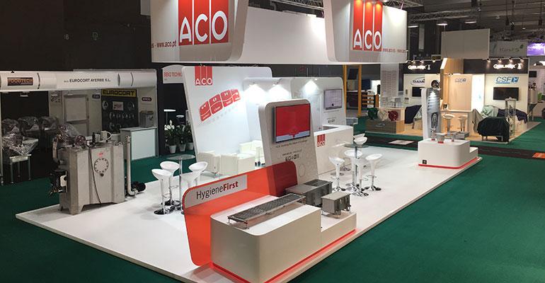Stand de ACO Iberia en FoodTech 2018