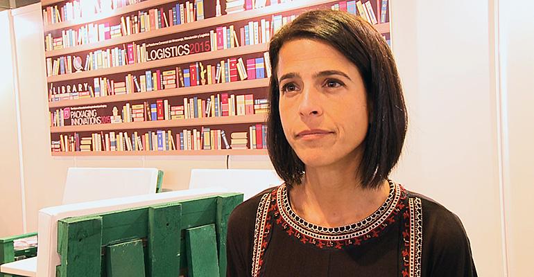 Marina Uceda, directora de los salones Empack, Logistics y Packaging Innovations.