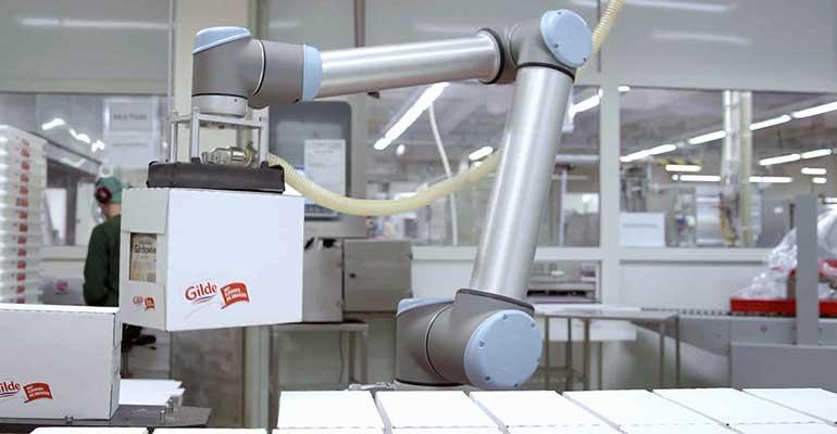 Universal Robots en Hispack 2018