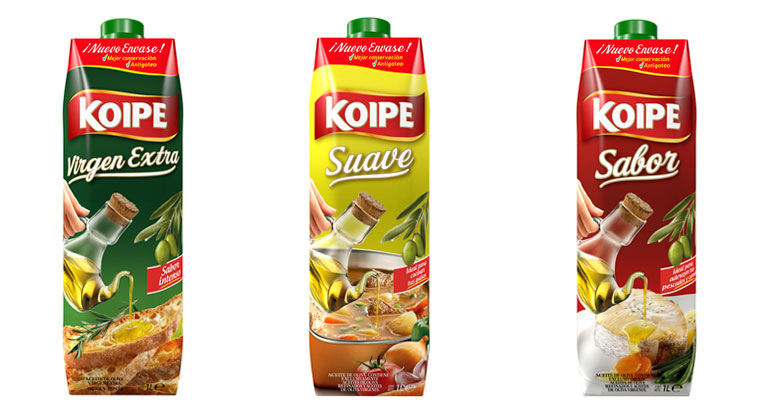 Koipe y Tetra Pak