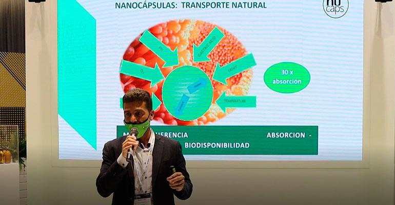 Mariano Oto, CEO de Nucaps