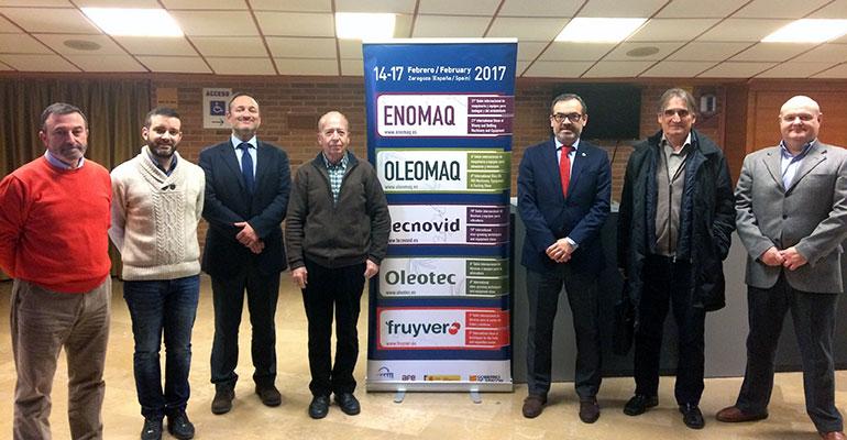 Enomaq 2017 novedades tecnológicas