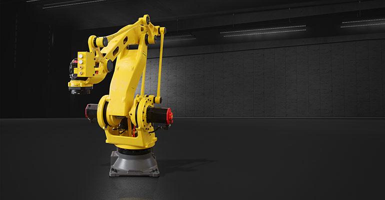 nuevo robot de paletizado M-410iC/110
