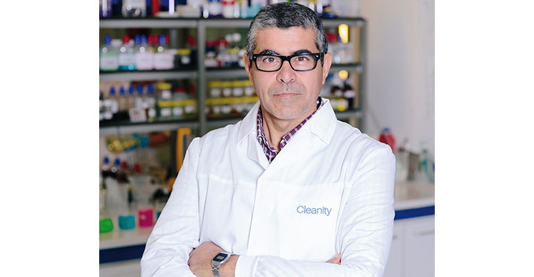 Antonio Morán, Responsable de I+D de Cleanity.