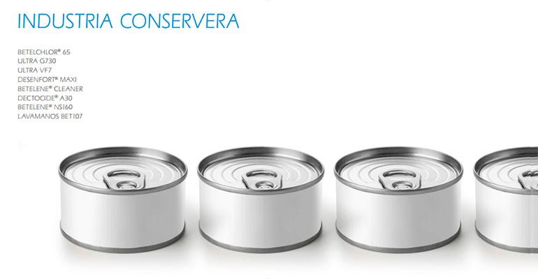 Nuevo catálogo Betelgeux Industria Conservera