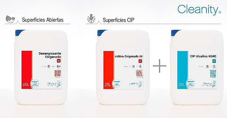 Cleanity Productos