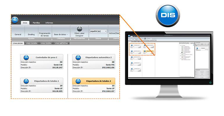 software Dibal Industrial Software