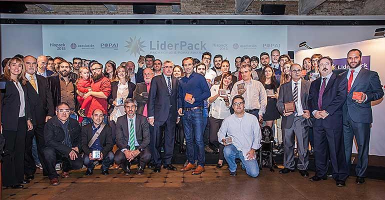 Entrega Premios LíderPack