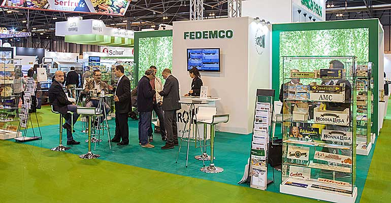 Fedemco en Fruit Attraction 2015