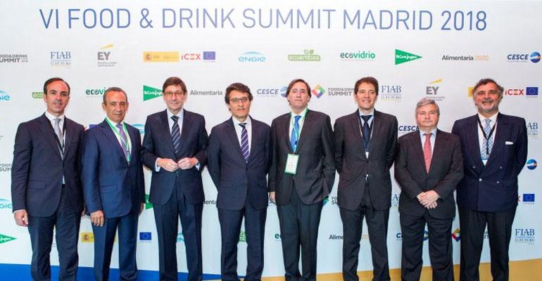 Madrid Food&Drink Summit 2018