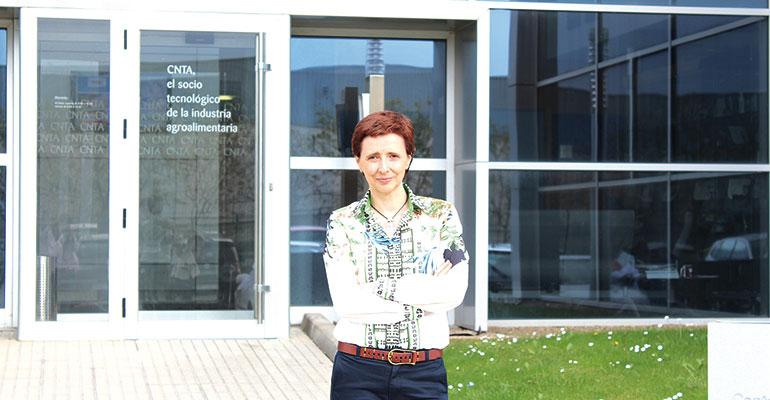 Inés Echeverría, directora de I+D del CNTA
