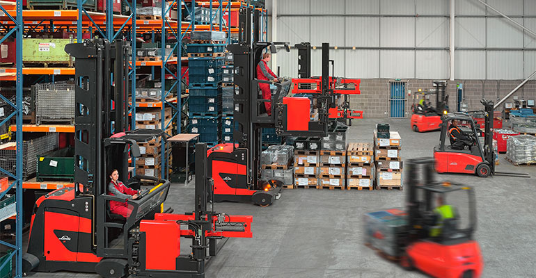 Linde Logistics Solutions