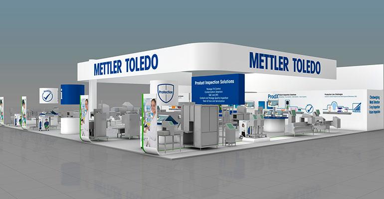 Metller Toledo en Interpack 2017