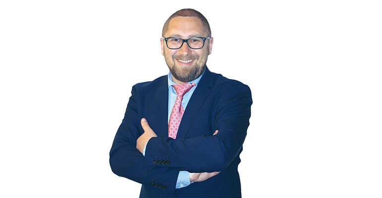 Néstor Jiménez, consultor de L+D de Cleanity.