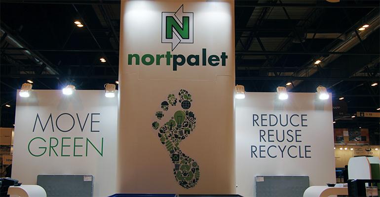 Nuevas referencias de Nortpalet