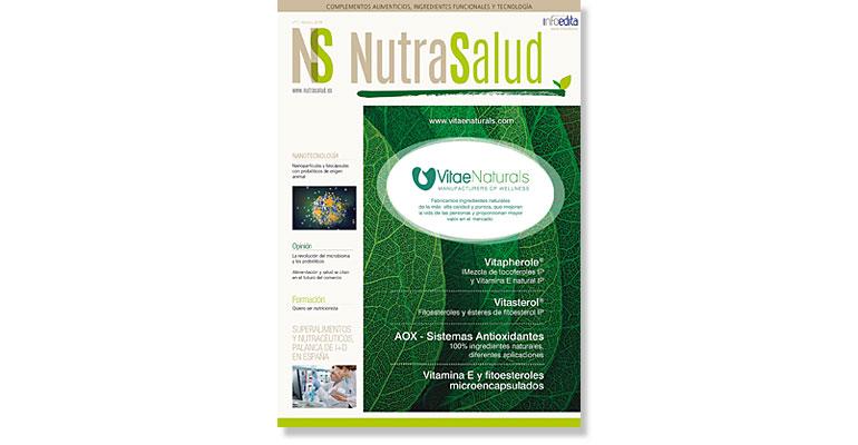 Primer número de NutraSalud