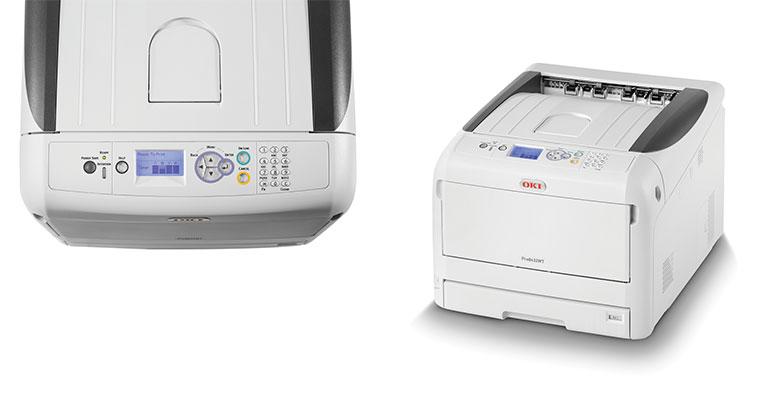 Impresora OKI Pro8432WT