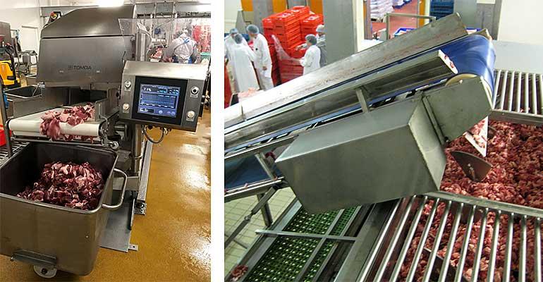 sistema QVision de Tomra Sorting Food