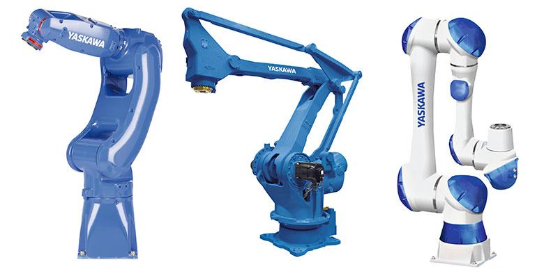 Robots Yaskawa
