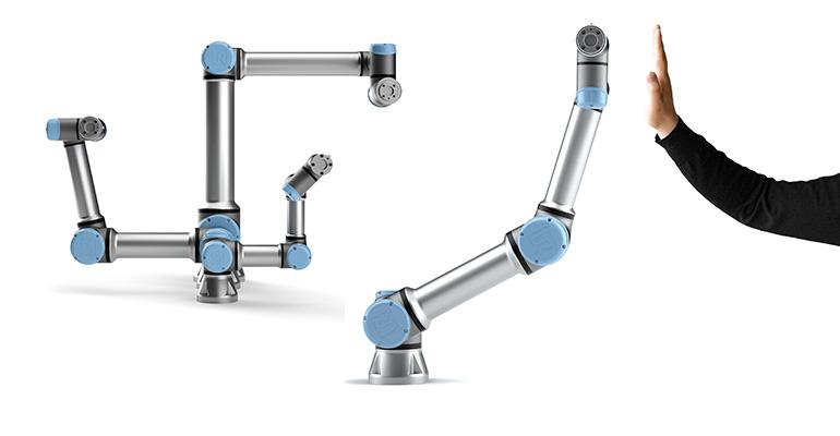 Nueva gama e-Series de Universal Robots