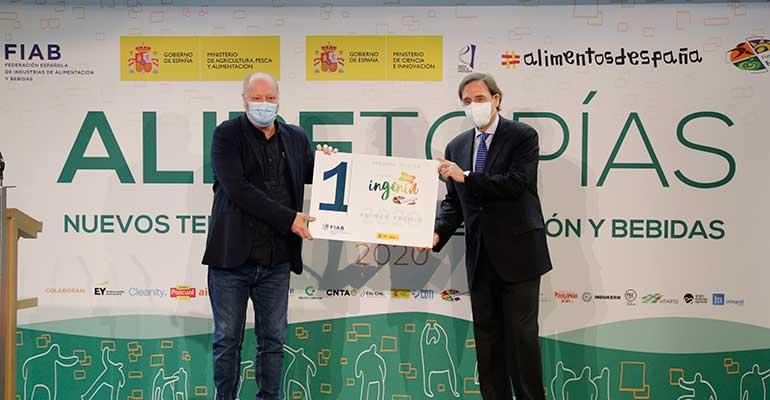 Premios Ingenia Startup