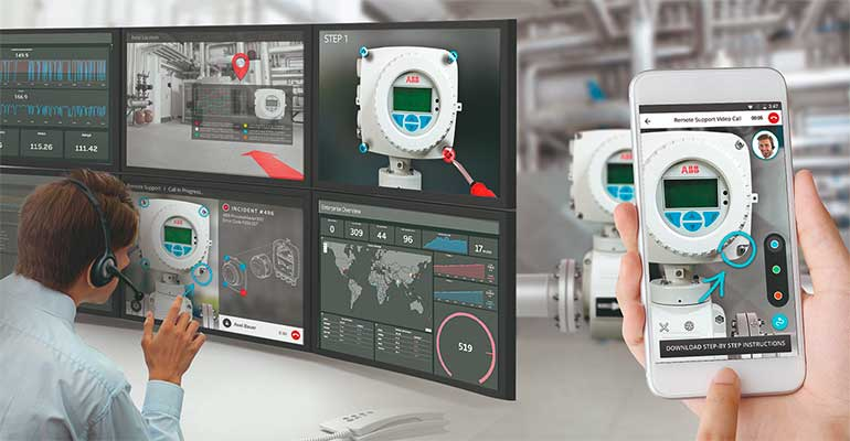 ABB Ability Remote Assistance 2