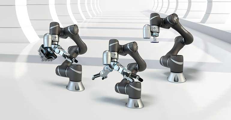 Omron y OnRobot