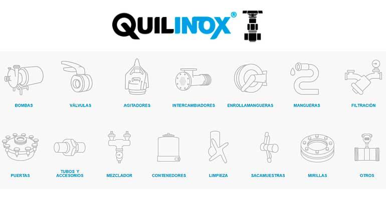 Quilinox, líder en calidad inoxidable