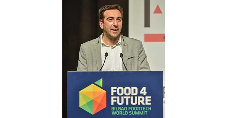 Sergio Fabregat, director de Food 4 Future ExpoFoodTech