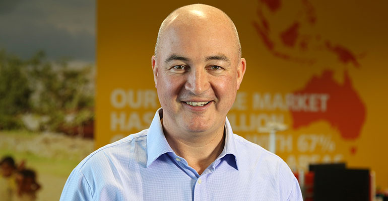 Alan Jope, consejero delegado de Unilever