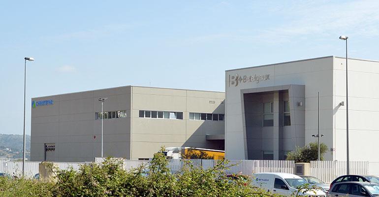 nuevas instalaciones de Betelgeux-Christeyns