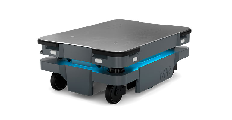 robot colaborativo MiR250