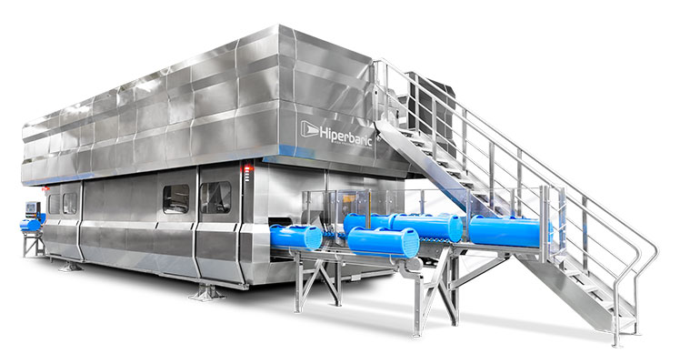 Nueva generación de Equipos industriales de Procesado por Altas Presiones (HPP)