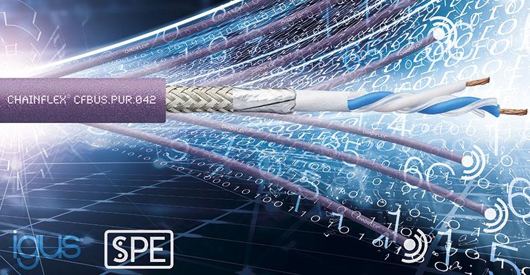 cable chainflex CFBUS.PUR.042