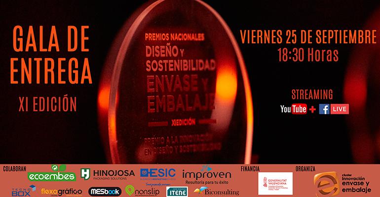 Premios Nacionales de Envase