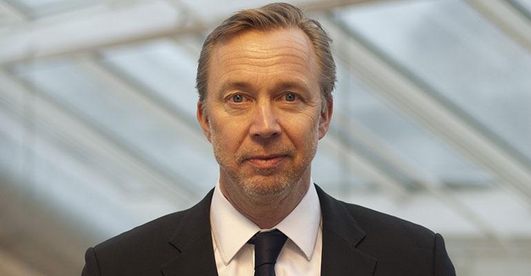 Stefan Ranstrand, presidente y CEO de Tomra