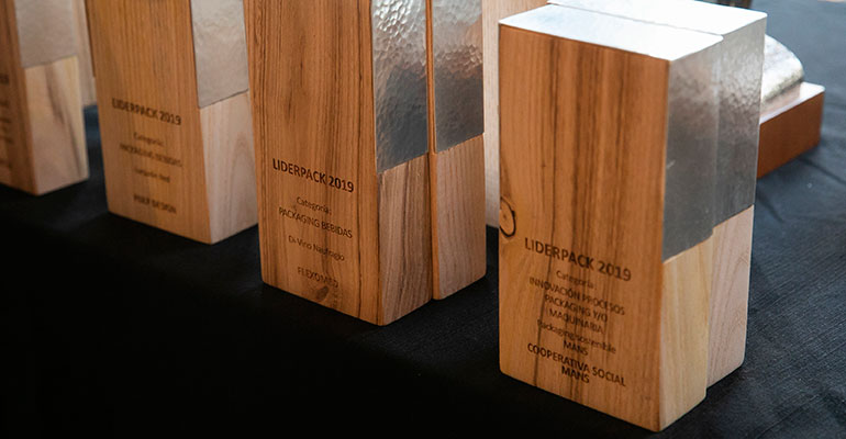 Premios Liderpack 2020