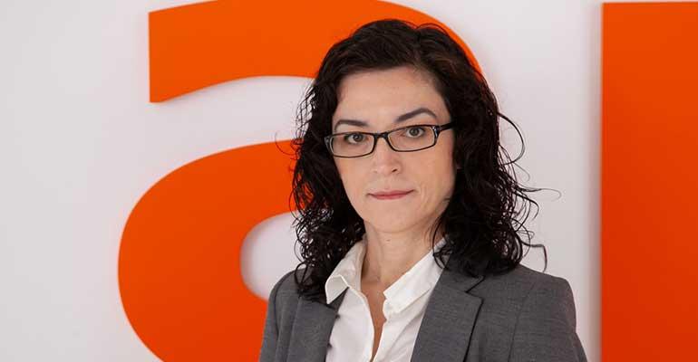 Begoña Ruiz, jefa del departamento de biotecnología de AINIA