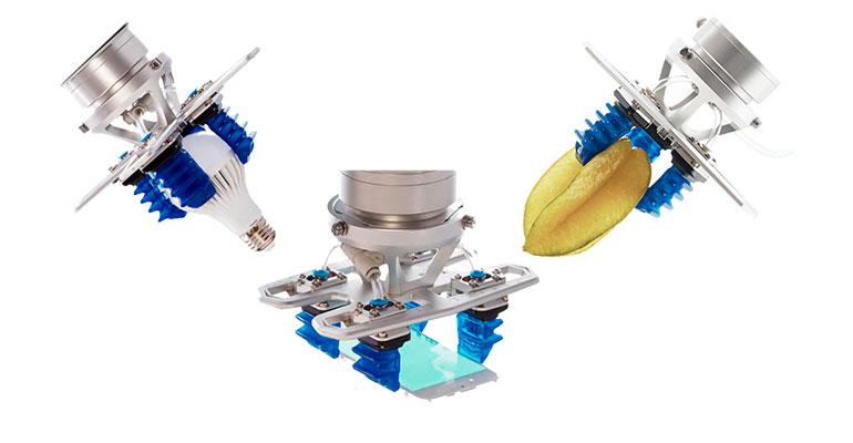 tecnología FlexyGripper de SRT