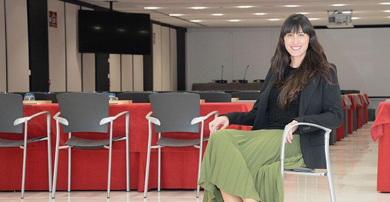 Mercedes Vila, CEO de Biotech Foods