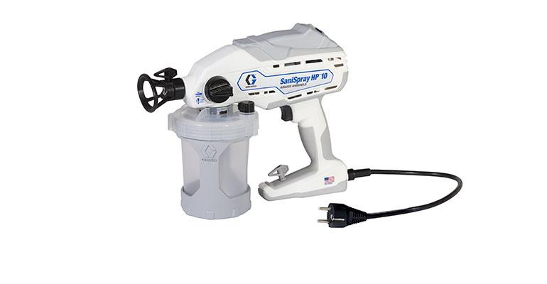 Pulverizador Sanispray HP 10