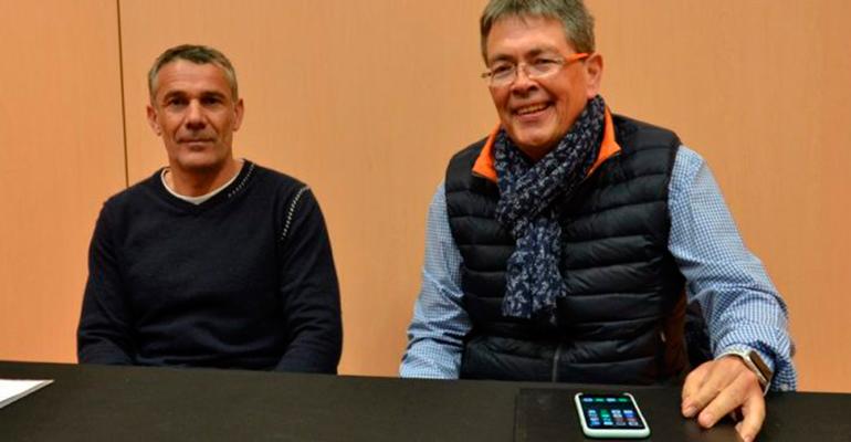 Josep Montada y Enrique Garcia
